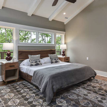 Southern Living Model Home in French Broad Crossing