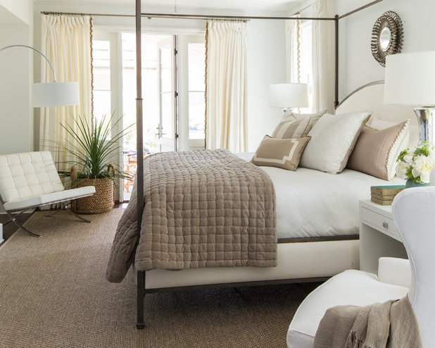Farmhouse Bedroom by Southern Living