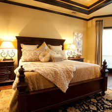 Traditional Bedroom by The Interior Collection