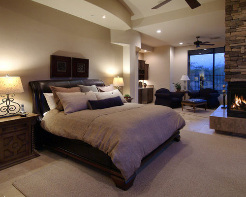 814 southwestern bedroom design photos