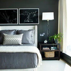 Transitional Bedroom by Westbrook Interiors