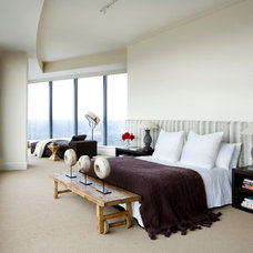 Contemporary Bedroom by Westbrook Interiors