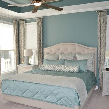 Spa-Like Bedroom