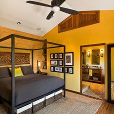 Contemporary Bedroom by AB design studio, inc.