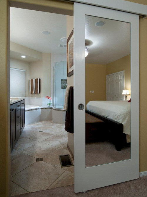 Sliding Mirror Doors Houzz