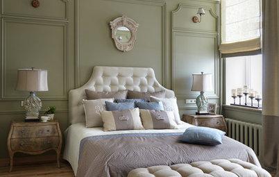 Lyx i sovrummet: 10 tips för en klassisk inredning