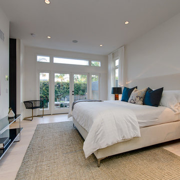 Spanish Contemporary Remodel in Hollywood