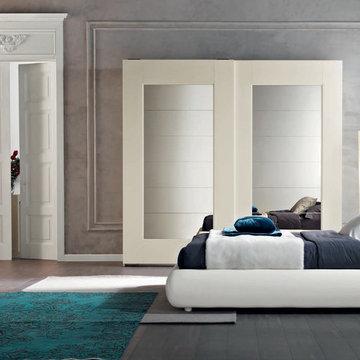 Spar Miro 03 Italian Bed / Bedroom Set - $2,699.00
