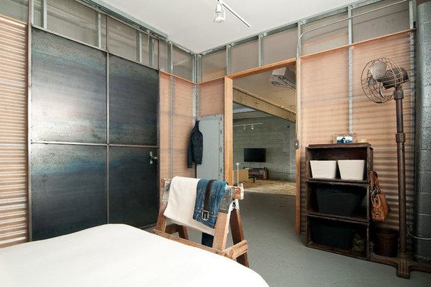 Entzuckend Industrial Schlafzimmer By Lucy Call