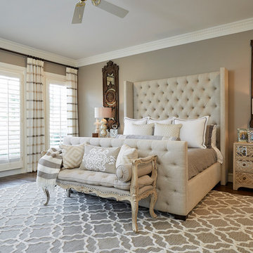Spicewood Project: Master Bedroom