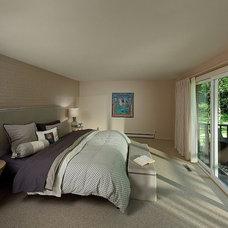 Midcentury Bedroom Spokane Midcentury - Mary Jean & Joel E. Ferris, II House