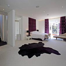 Contemporary Bedroom by sporadicSPACE
