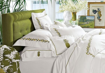 Tropical Bedroom by Williams-Sonoma Home