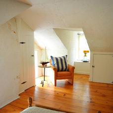 Farmhouse Bedroom by Amy Renea