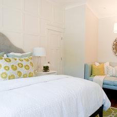 Traditional Bedroom by Tiek Built Homes