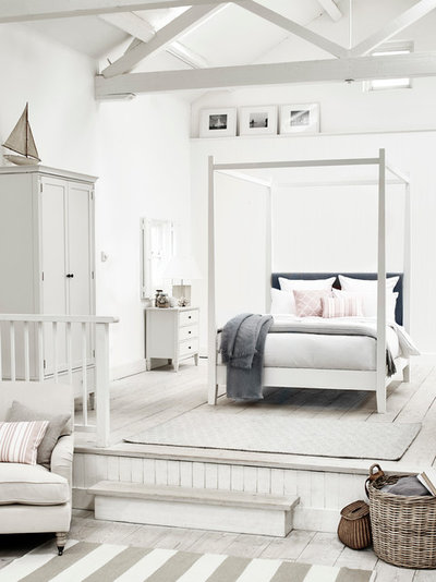 Luxury Beach Style Bedroom by Neptune