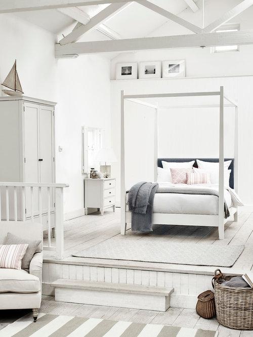 Split level bedroom design ideas remodels photos houzz for Split level bedroom designs