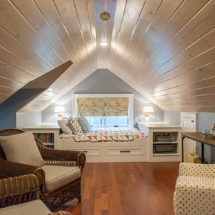 Spruce Point: Guest House Bedrooms