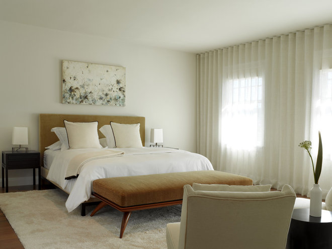 Contemporary Bedroom by Upscale Construction