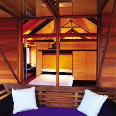 Modern Bedroom by CplusC Architectural Workshop