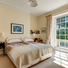 Traditional Bedroom by Colin Cadle Photography