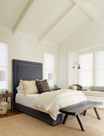 Farmhouse Bedroom by Jennifer Robin Interiors