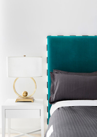 Modern Sovrum by Camilla Molders Design