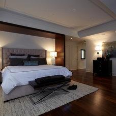 Traditional Bedroom by Barber Design Shop LTD