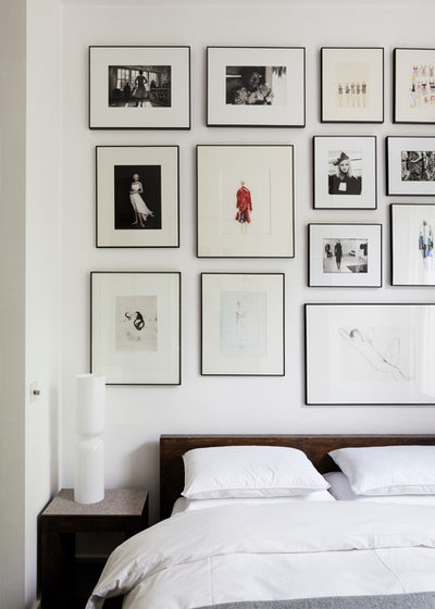 北欧 寝室 by Bertolini Architects