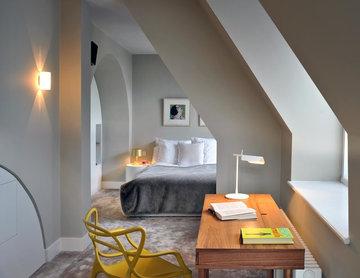 St. Pancras Penthouse Apartment