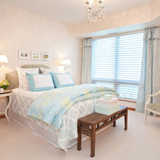 Traditional Bedroom by Annie Ballantine Designs