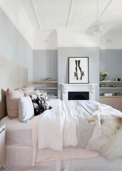 Scandinavian Bedroom by The Designory