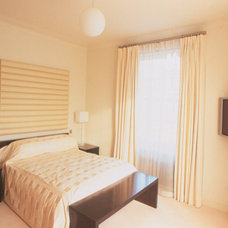 Contemporary Bedroom St Stephen's Close - International luxury architects coversation and contemporar