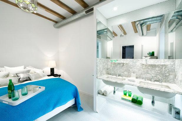 Contemporáneo Dormitorio by Egue y Seta
