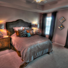Traditional Bedroom by Nanette Robinson / Lake Norman Home Staging and De