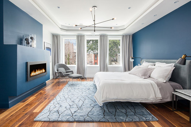 Contemporary Bedroom by The New Design Project