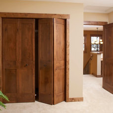Bedroom by Stallion Doors and Millwork