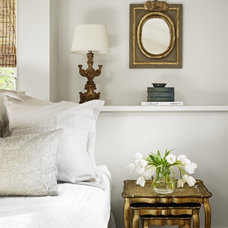 Traditional Bedroom by Hugh Jefferson Randolph Architects