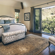 Traditional Bedroom by J. Grant Design Studio