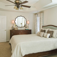 traditional bedroom by StarrMiller Interior Design, Inc.