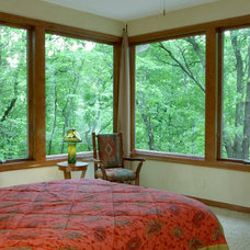 Eclectic Bedroom by Landsted Companies, LLC