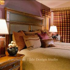 Traditional Bedroom by Tilde Design Studio