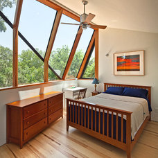 Contemporary Bedroom by Murray Legge Architecture
