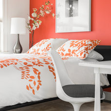 Contemporary Bedroom by Annie Hall Interiors