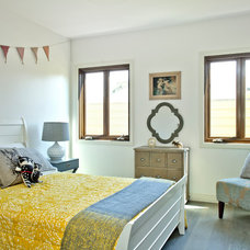 Transitional Bedroom by American Coastal Properties