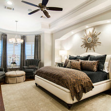Traditional Bedroom by John Lively & Associates