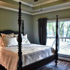 Traditional Bedroom by Tab Premium Built Homes