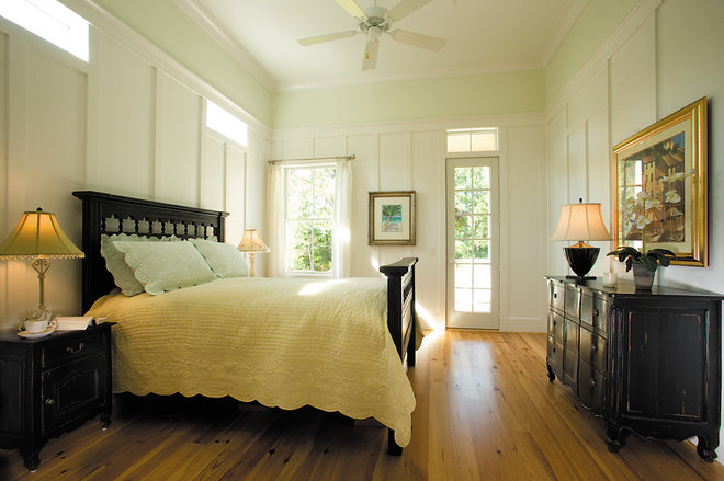 Beach Style Bedroom by Tongue & Groove