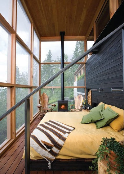 Montagne Chambre by Andersson-Wise Architects
