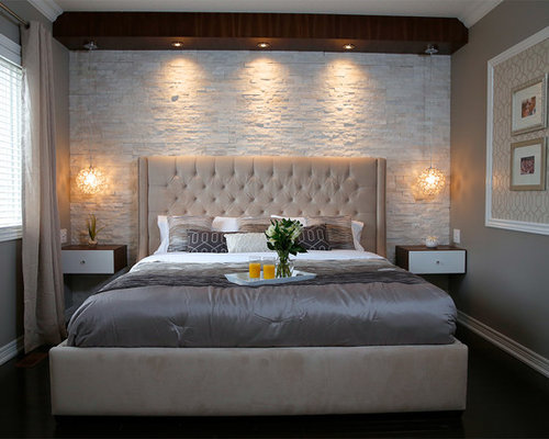Small Modern Bedroom Design Ideas, Remodels & Photos | Houzz